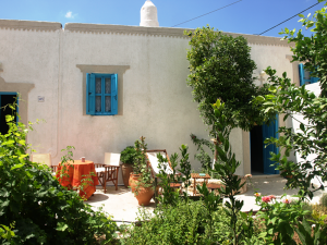 Nostos Homes Archangelos Rhodes - aromatic plants - cultural programs