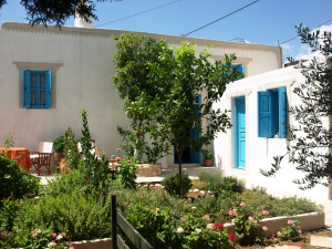 Nostos Homes Archangelos Rhodes - aromatic plants - educational programs - Αντίγραφο