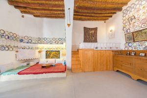 Traditional house Archangelos Rhodes Greece