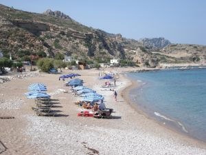 Stegna local beach - Archangelos Rhodes