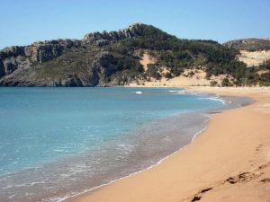 Tsambika local beach - Archangelos Rhodes